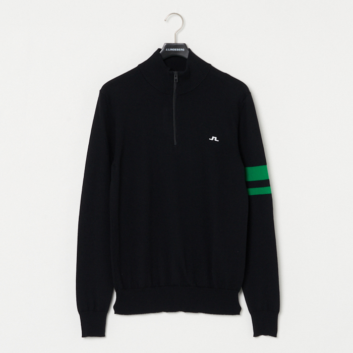 M28D Abel Quarter Zip Golf Sweater