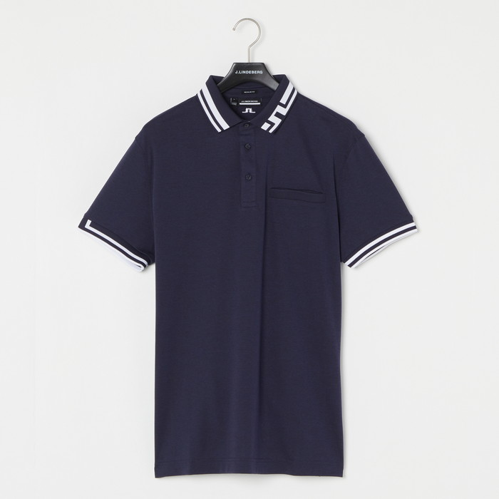 M16D Bruce Regular Fit Golf Polo