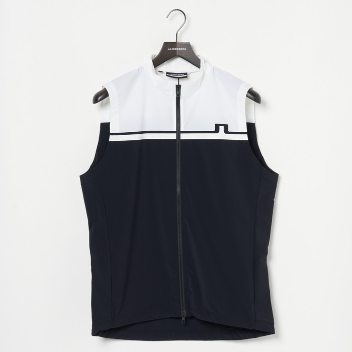 M32D Blocked Logo Golf Vest