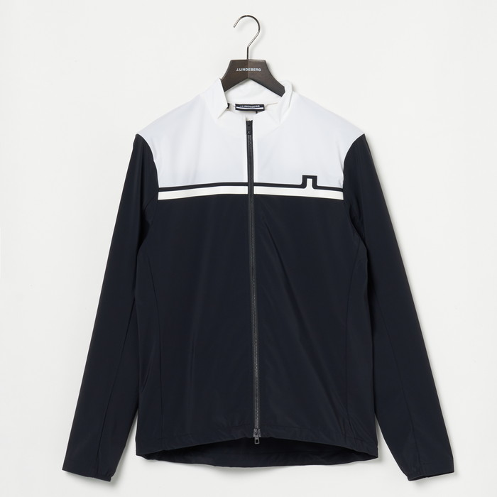 M32C Blocked Logo Golf Jacket