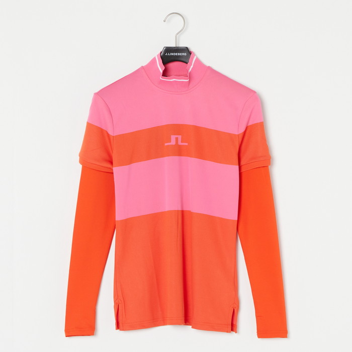 W06A Mila Long Sleeve Golf Top